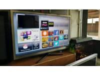 "Samsung 46"" UE46C8000 FULL HD 1080P DIGITAL FREEVIEW LED 3D TV!"