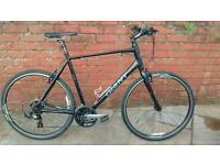 Giant escape 3 hybrid mens bike XL