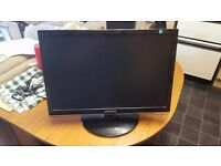 "2253BW SyncMaster Samsung 22"" PC Monitor Widescreen"