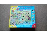 Magic puzzle by Galt, 'Outdoor Activities'