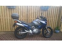 Honda Varadero 125 Motorbike, MOT until May 2018. Learner legal.