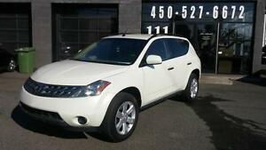 2007 NISSAN MURANO A/C + GROUPE ELECTRIQUE