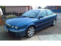 Jaguar 2.5v6 4wd limited edition top spec satnav