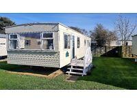 static caravan holiday home park west sussex coast 3 bedroom 6 berth Cosalt Cascade 2008 £19,995