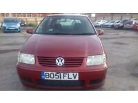 VOLKSWAGEN POLO 1.4L SPARES AND REPAIRS
