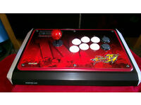 Street Fighter 4 Tournament Arcade Stick XBOX 360