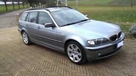 Bmw 320d BRAKING ALL PARTS AVAILABLE