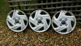 "14"" Nissan Wheel Trims"