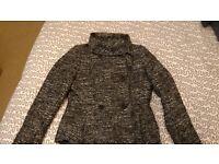 jacket + skirt (size 6-8)