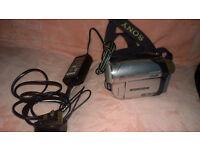 Sony Handycam DCR-DVD92E video camera