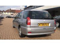 Peugeot 306 LX Estate Automatic 1.6 Petrol ---- 10 Months MOT - Excellent Condition