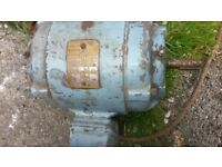 3 phase electric motor fully working ready to use
