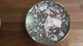 Flower Fairy Plate by Cicely Mary Barker - The Jasmine Fairy