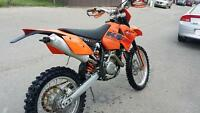 KTM Adventure , Dual sport , 525 EXE, DIRT OR STREET