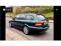 Jaguar x type estate sport diesel 2006