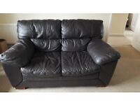 Nice leather sofa for sale