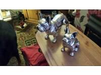 French bull dog ornaments