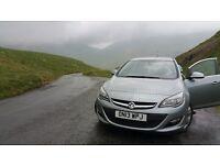 Vauxhall Astra sri 2.0 cdti