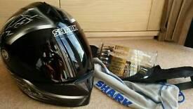 SHARK RSI THETYS Gents helmet.