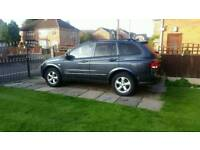 Ssangyong kyron ex 4wd auto