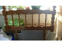 Headboard in good condition