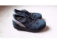 NEW MBT Sport Black Unisex Walking Exercise Shoes Trainers RRP £135