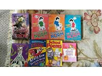 Children's books the World of Norm and others