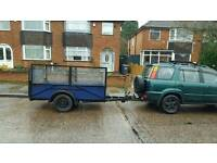 Car / van Trailer