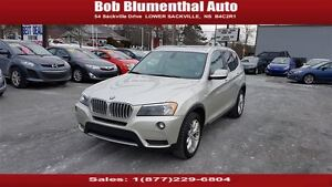 2011 BMW X3 xDrive w/ Nav Financing Available REDUCED!!