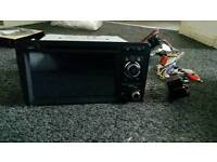 Audi a3 touch screen stereo and cd player