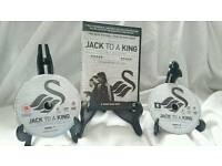 Jack to a king dvd the swans story