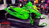 2016 Arctic Cat ZR 8000 Limited 129 Snow Check