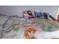 Frozen Bedroom accessories