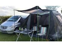 Outdoor Revolution Movelite Caymen Drive Away Awning, 4 berth inner tent. Sown in ground sheet.