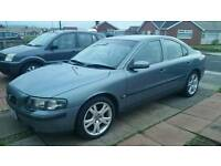 VOLVO S60 D5 DIESEL 12 MONTHS M.O.T FULL HISTORY