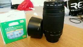 Nikon AF Nikkor 70-300mm F4-5.6.