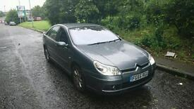 Citroen c5 2.0 hdi 138 vtr+ with 6 speed manual
