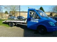 Mercedes sprinter 313 LW recovery truck