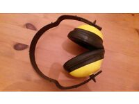 Industrial-Safety Ear Muffs Heavy-Duty Protection Noise Control Plugs Defender
