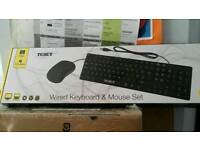 Keyboard and mouse usb