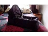 Luna pushchair set