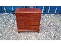 REPRO CHEST OF 2 OVER 3 DRAWERS