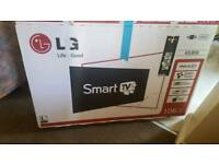 "Brand new LG 42"" 3D SMART LED TV + Smart Remote"