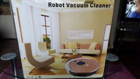new robotic hoover