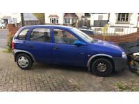 Vauxhall corsa b wanted