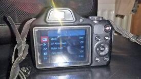Digital Camera Kodak Pixpro 52x Optical Zoom 24mm wide angle, great pics and vids very little use
