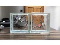 Glass blocks - clear