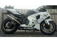 SUZUKI GSXR 600 K4 * FULL YEARS MOT * not r6 cbr 636