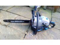 Mac Allister MCSWP40 40cc petrol chainsaw