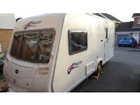 Bailey Pageant Monarch 2007 2 berth with motor mover and awning. Beautiful condition.